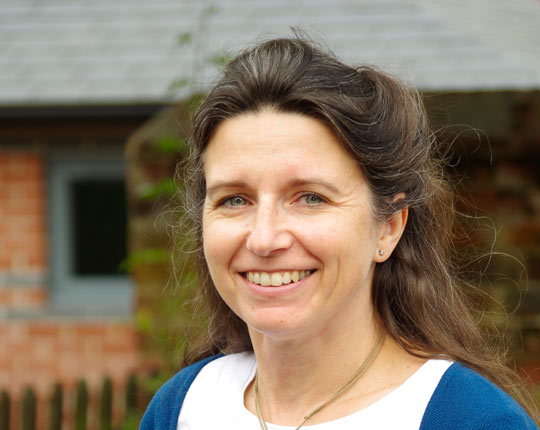 Dr Jane Pallister